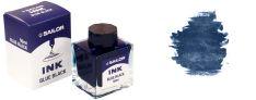 Sailor Basic Ink Blue Black - Inchiostro stilografico boccetta da 50 ml