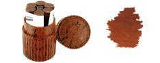 Visconti Kit Cartucce Inchiostro per Stilografica 7 pcs - Seppia