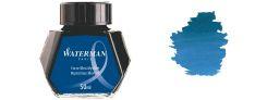 Waterman Inchiostro per stilografica - Flacone 50 ml - Mysterious Blu