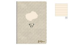 Clairefontaine 1951 Back to Basics - Quaderno rilegato - Nouvelle Vague
