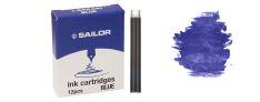 Sailor Jentle Ink Cartucce Inchiostro per stilografica - Blue