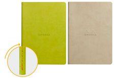 Rhodia Quaderno Rilegato Ewn Spine Notebooks Anice o Beige