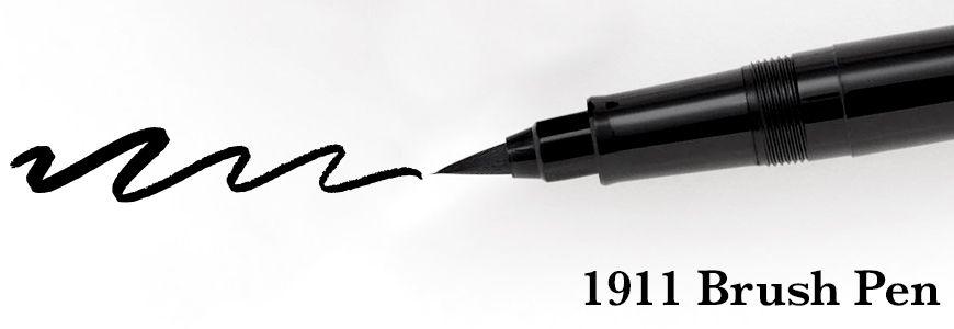 1911 Brush Pen