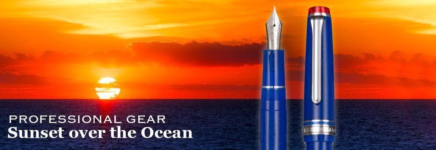 Professionalgear Sunset over the Ocean