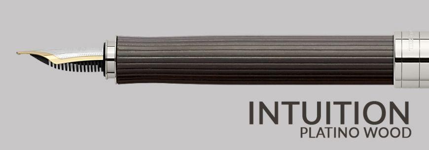 Intuition Platino Wood