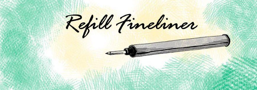 Refill Fineliner