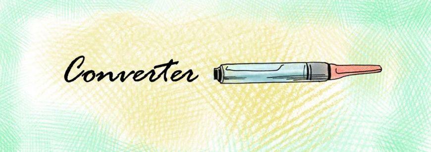 Converter Stilografica