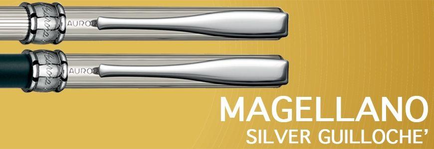 Magellano Silver Guillochè