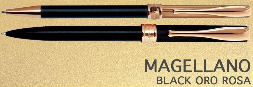 Magellano Black Oro Rosa