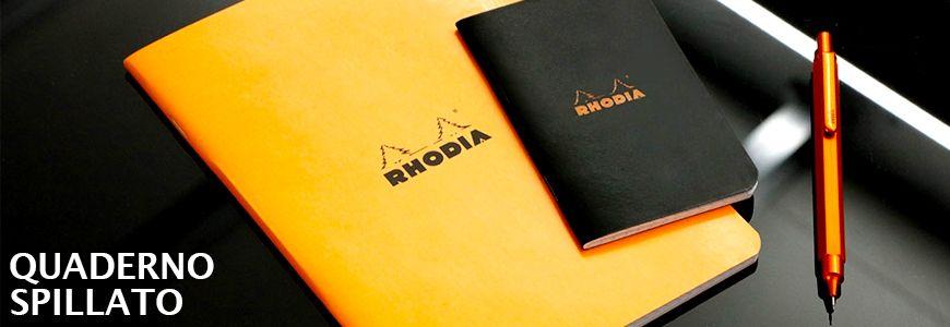 Quaderno Spillato