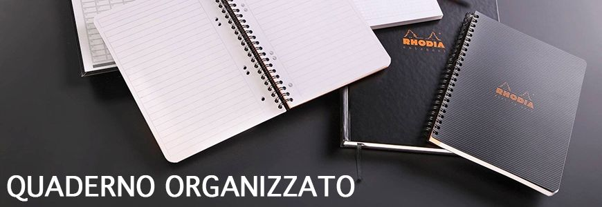 Quaderno Organizzato