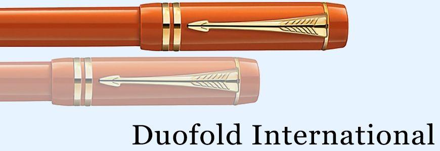 Parker Duofold International