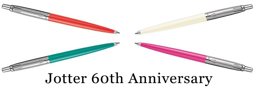 Parker Jotter 60th Anniversary