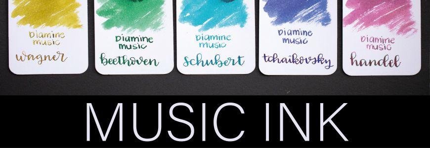 Diamine Music Ink