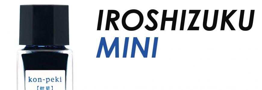 Pilot Iroshizuku Ink Mini