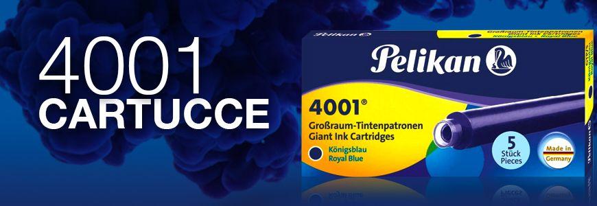 Pelikan Cartucce 4001