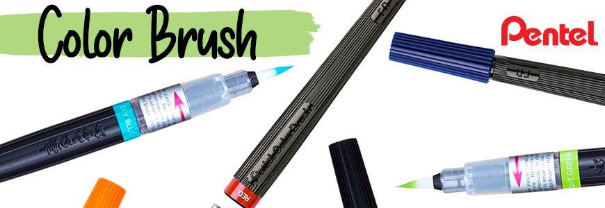 Pentel Colour Brush