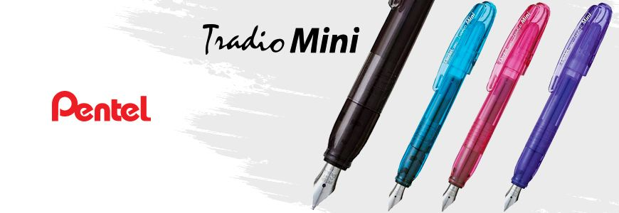 Pentel Tradio Mini