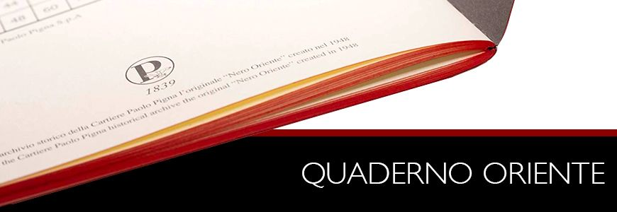 Pigna Quaderno Oriente