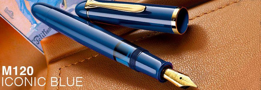 Classic M120 Iconic Blue